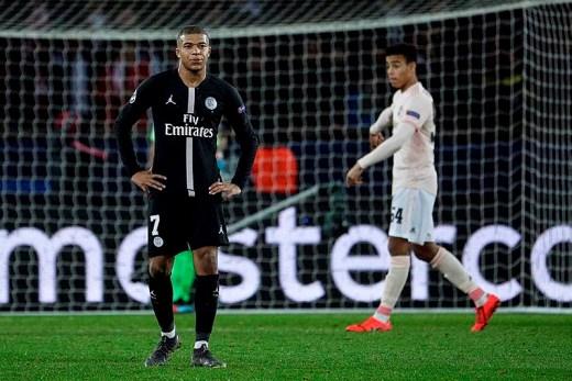 Thomas Tuchel et le PSG furent éliminés par Manchester United de la Ligue des Champions 2019 à l'issue d'une piteuse défaite 1-3 au Parc des Princes