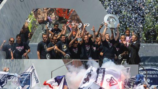 Champions de France pour la dernière fois en 2009, les Girondins de Bordeaux sont menacés par un dépôt de bilan suite au retrait brutal du fonds King Street.