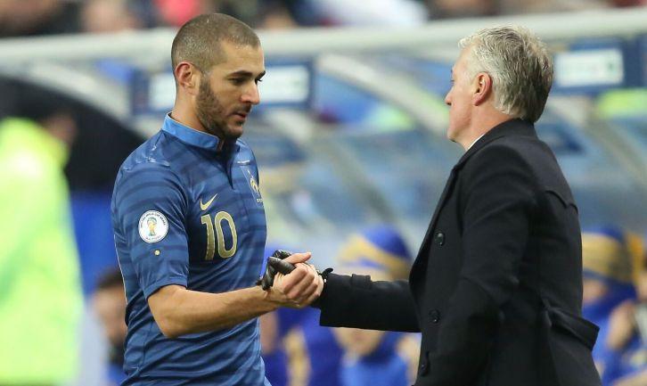 Après 5 ans d'absence, Karim Benzema a été appelé par Didier Deschamps dans la liste des 26 Bleus pour disputer l'Euro.