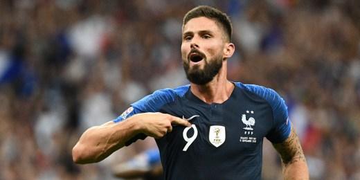 2ème meilleur buteur de l'histoire de l'Equipe de France, Olivier Giroud est de plus en plus handicapé par un temps de jeu devenu famélique avec Chelsea.