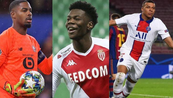 Découvrez l'équipe-type de Ligue 1 du Café des Sports pour la saison 2020-2021.