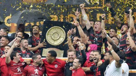Le Stade Toulousain a remporté vendredi le 21ème titre de Champion de France de son histoire