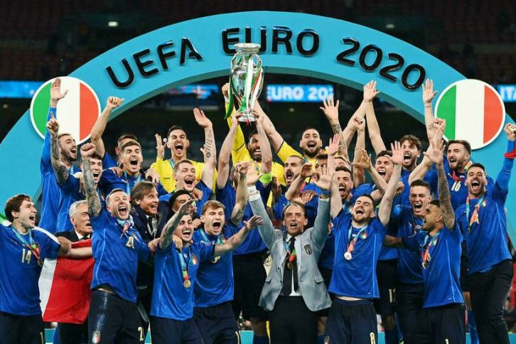 Euro 2020 : l'Italie, un triomphe collectif