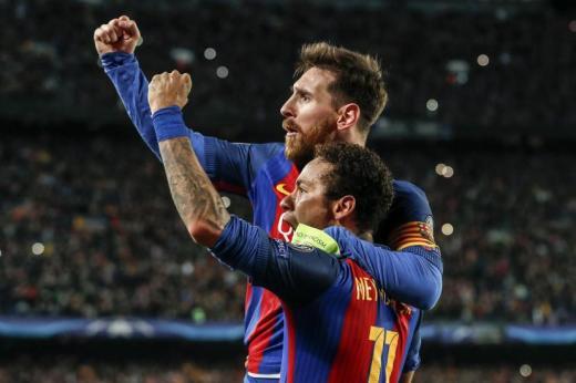 Messi et Neymar vont se retrouver au PSG après avoir évolué ensemble pendant 4 saisons au Barça.
