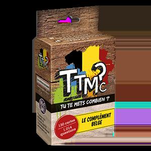 TTMC LE COPLEMENT BELGE