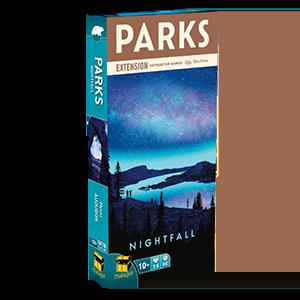 PARKS NIGHTFALL EXT