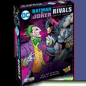 DC COMICS RIVALS