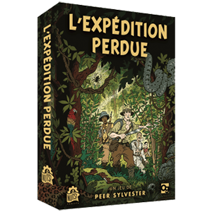 L'EXPEDITION PERDUE