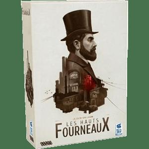 LES HAUTS FOURNEAUX
