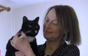 Loupic, chat perdu pendant 20 mois