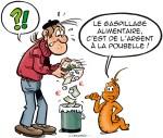 16 octobre : journée nationale de lutte contre le gaspillage alimentaire !