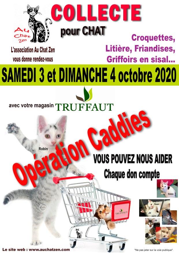 Collecte Solidaire Truffaut