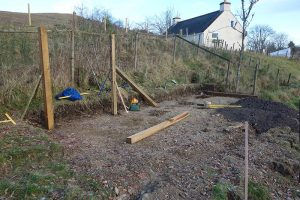 lambing shed posts in