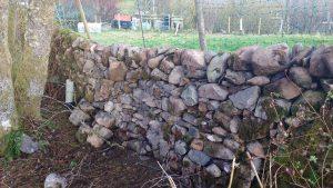 stone dyke repaired