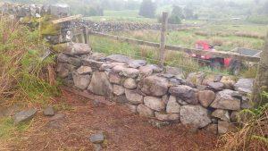 stone dyke repair