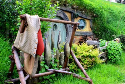 Hobbiton Custome