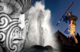 Rotorua Geothermal Park & Waitomo Glow Worms Tour