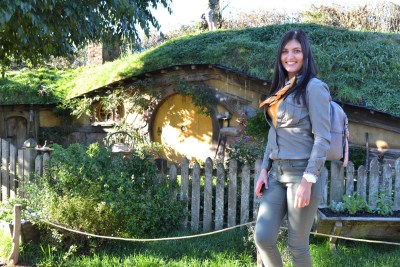 Photos With Hobbiton Hole