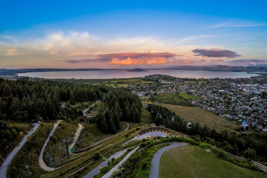 Rotorua Skyline Adventure Tour