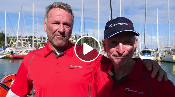 2018 Auckland Noumea Yacht Race – ARRIVAL VIDEOS
