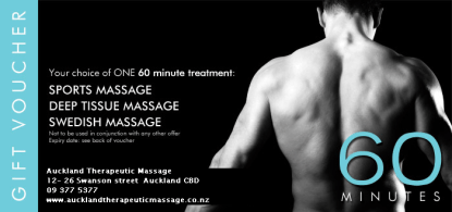 massage therapy specials