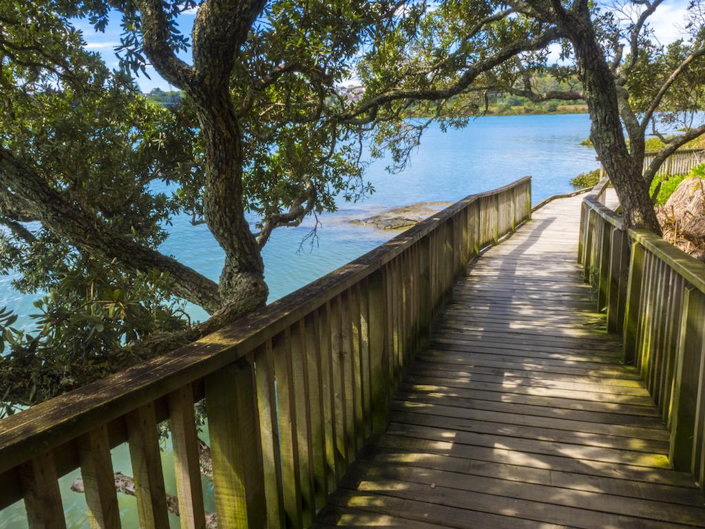 Hobson Bay Walkway - Street Photography