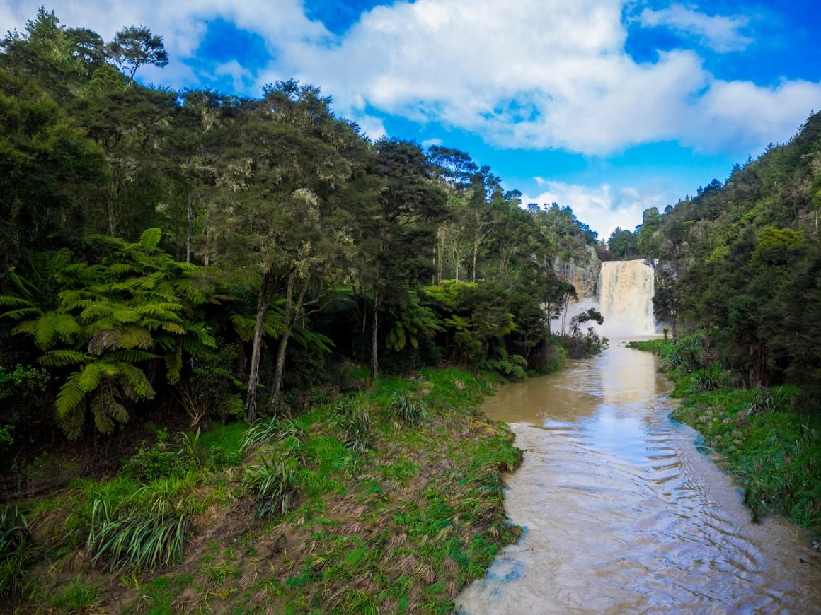 Wild Hunua Falls - Landscape Photography Auckland