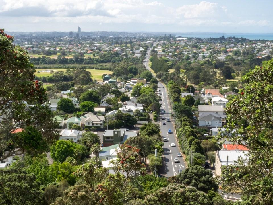 Auckland Devonport Traffic - Street Photography