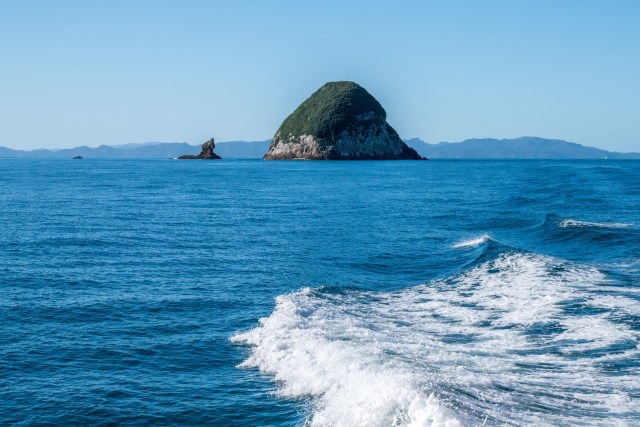 Sealink Ferry to Auckland from Aotea - Great Barrier Island