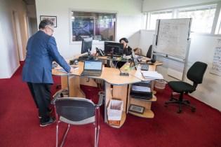 Radio Waatea Studio at Nga Whare WaateaMarae