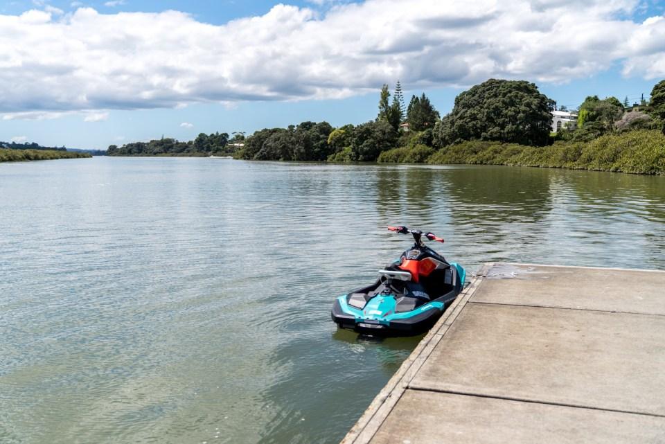 Whau River Te Atatu Peninsula - Street Photography Auckland
