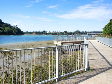 Hobsonville Point Waterfront Walkway