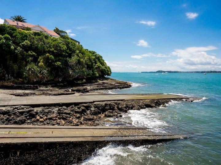 Torpedo Bay Devonport - Auckland Street Photography