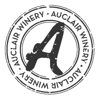 Auclair Winery stamp
