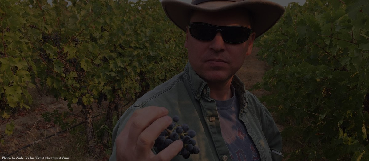 Charlie Aucliar - Photo by Andy Perdue / Great Northwest Wine