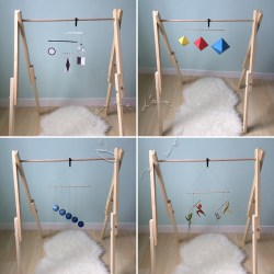 Mobiles Montessori