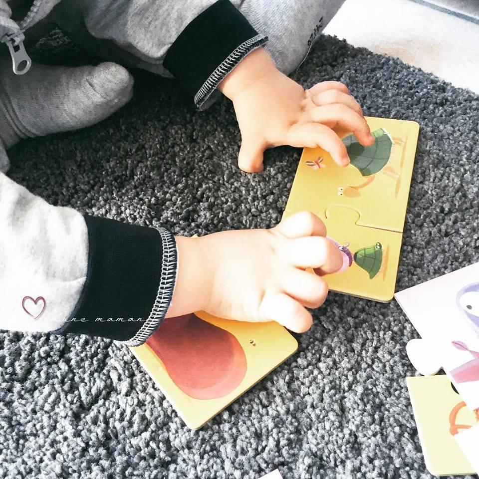 djeco puzzle duo