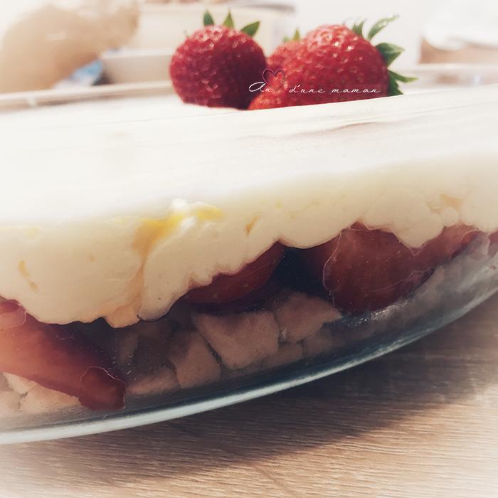 Délice de fraises