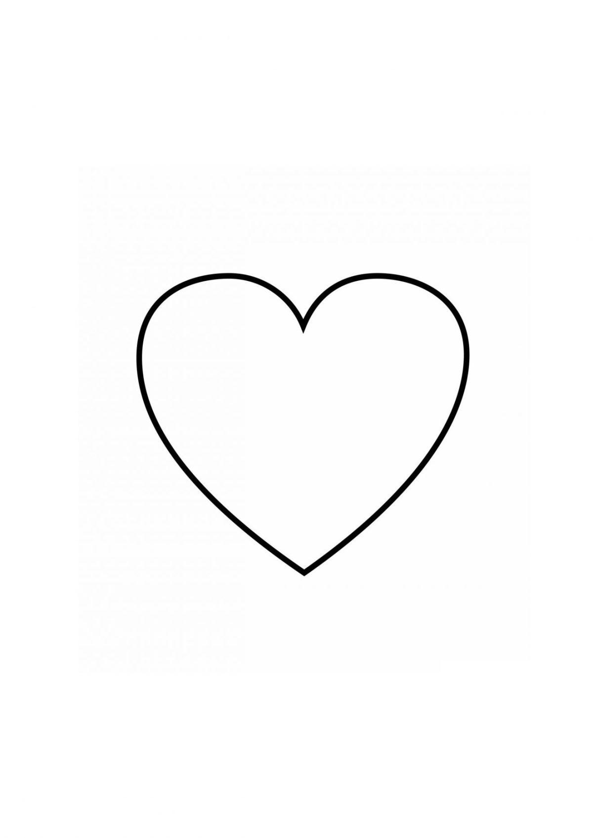 coeur à imprimer