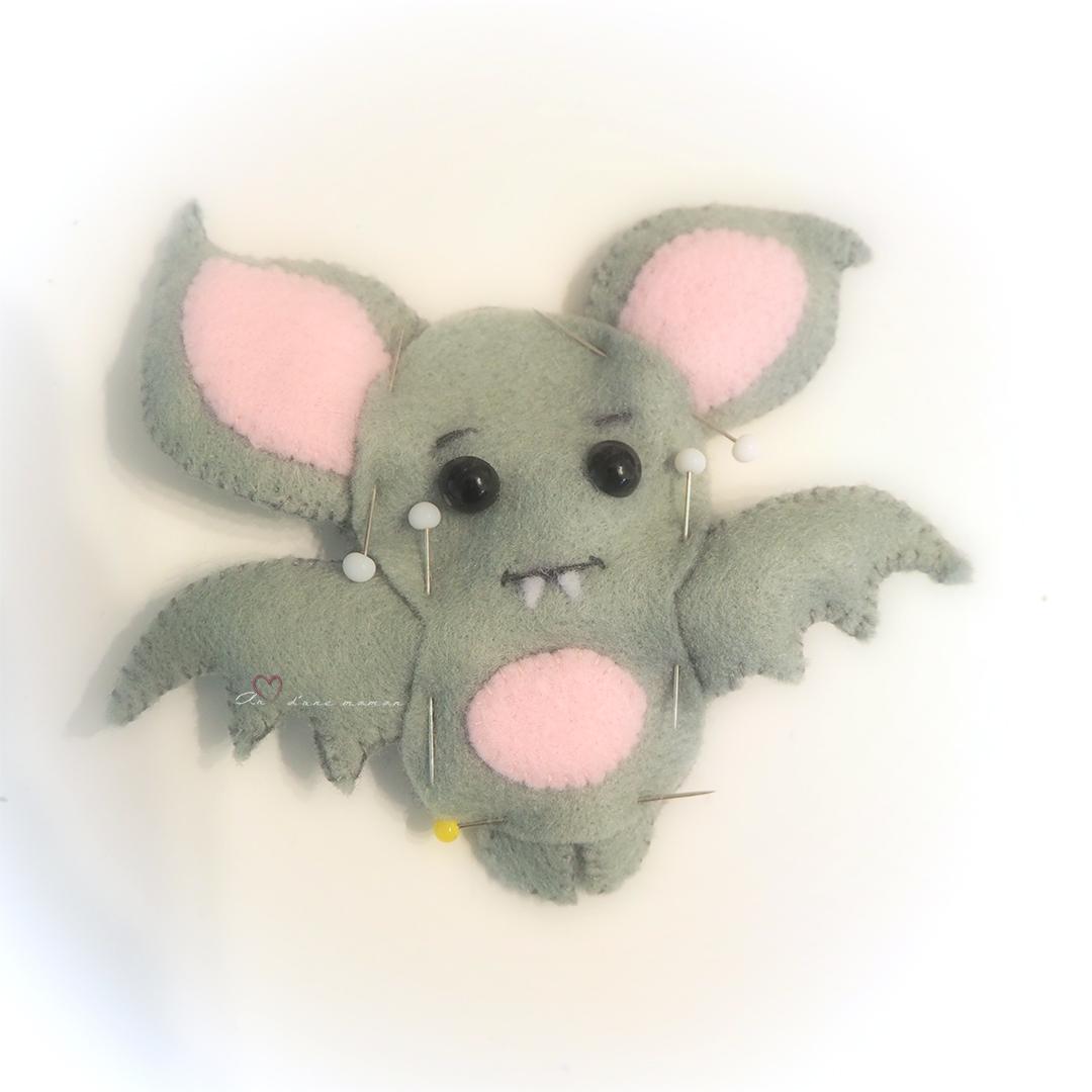 halloween chauve-souris