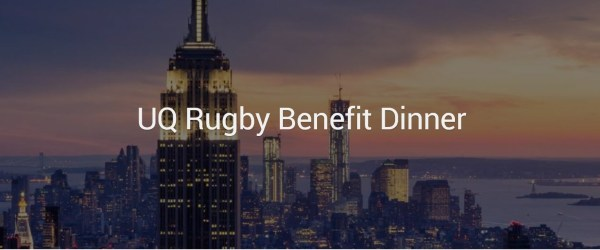 Purchase Tickets for the University of Queensland Rugby Benefit Dinner featuring Mark, Gary and Glen Ella