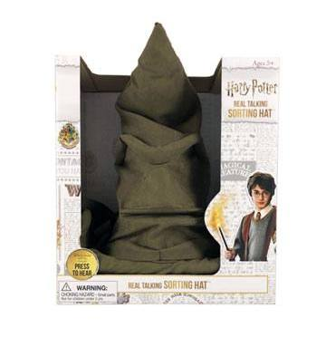 Harry Potter chapeau Choixpeau interactif