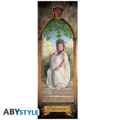 Poster de porte Grosse Dame