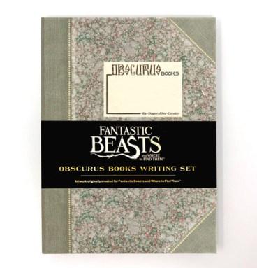 Set d'écriture Obscurus Books