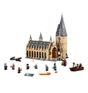 LEGO® Harry Potter™ - La Grande Salle du château de Poudlard™