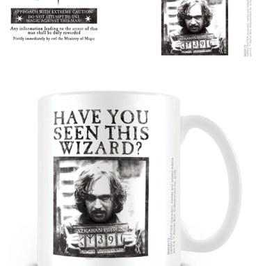 Mug Wanted Sirius black