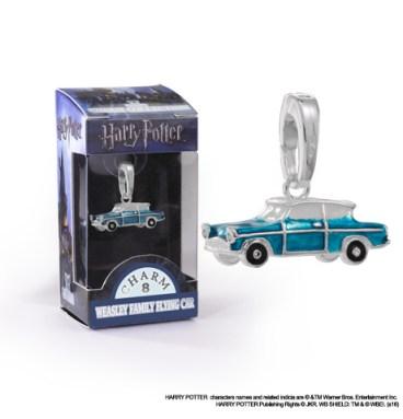 Voiture Weasley Charm Lumos Harry Potter