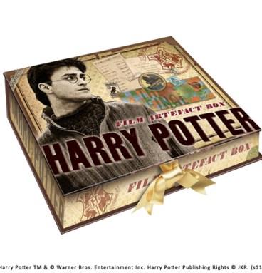 Boite d'artédfacts Harry