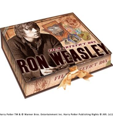 Boite d'artédfacts Ron