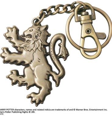 Porte-clés Gryffondor Lion